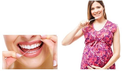 درمان ریشه (عصب کشی) در دوران بارداری
