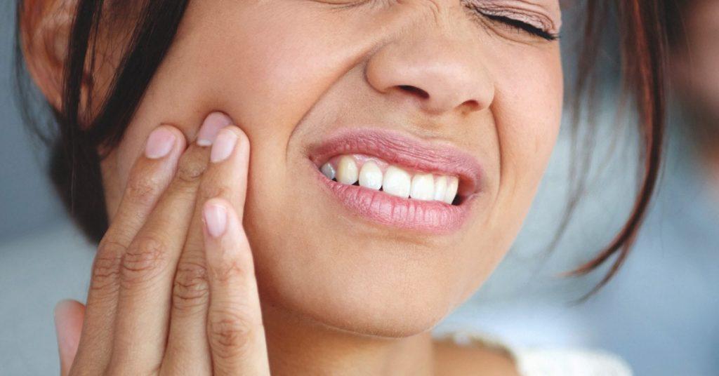 درد دندان عقل (درمان خانگی و سنتی)