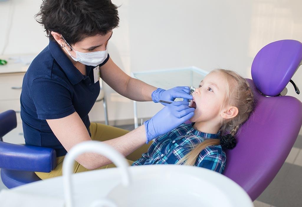 تفاوت درمان ریشه در کودکان و بزرگسالان